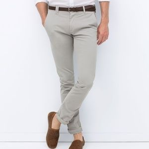 Zara Man Chino Trousers Size 32